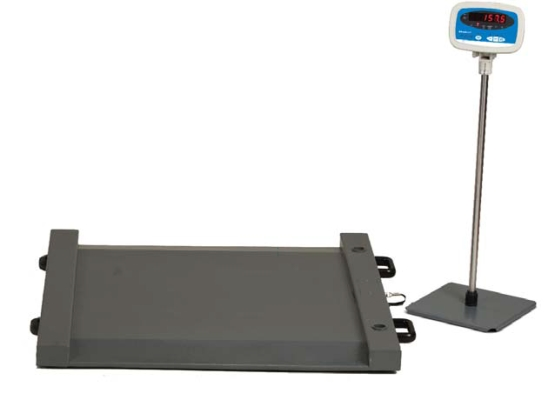 Ds1000 Brecknell Floor Scale Industrial Scales And