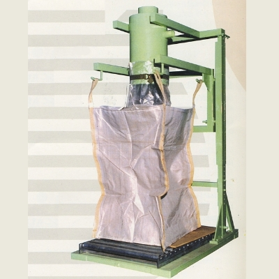P113 – Bulk Bag Nett Weigher