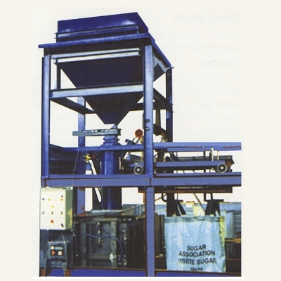 P114 – Pre Weigh Bulk Bag Filler