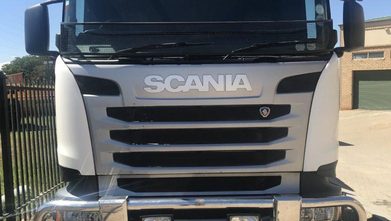 Brand New Test Truck