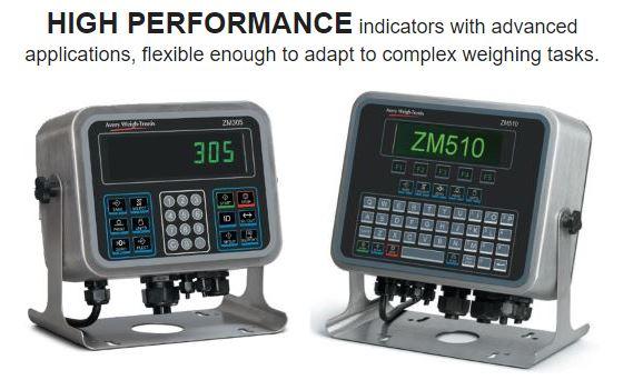 Avery ZM510 range