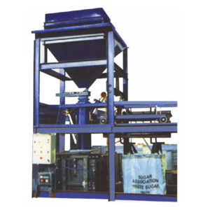 P114 Pre-Weigh Bulk Bag Filler