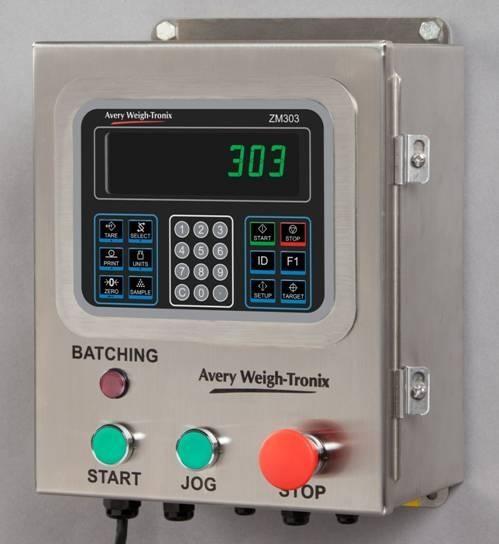 ZM303 Batch Controller