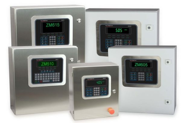 ZM Process Scale Controllers